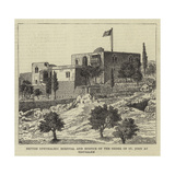 British Ophthalmic Hospital and Hospice of the Order of St John at Jerusalem Giclee Print