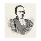 The Hon. and Rev. Samuel Waldegrave, D.D., Bishop of Carlisle, 1860 Giclee Print