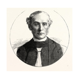 The Right Rev. William Dalrymple Maclagan D.D. Bishop of Lichfield and Archbishop-Designate of York Giclee Print