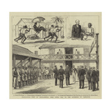 Madagascar, Visit of Rear-Admiral Gore Jones, Cb, to the Governor of Tamatave Giclee Print