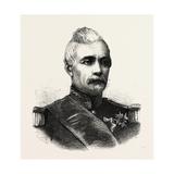 Franco-Prussian War: Ernest Louis Octave Courtot De Cissey, 1810 1882, Was a French General Giclee Print