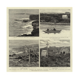 The Wreck of the Derry Castle on Enderby Island; One of the Auckland Islands Giclee Print
