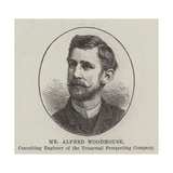Mr Alfred Woodhouse, Consulting Engineer of the Transvaal Prospecting Company Giclee Print