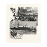 Nova Scotia, in the Annapolis Valley, Canada, Nineteenth Century Giclee Print