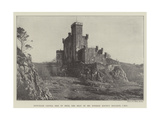 Dunvegan Castle, Isle of Skye, the Seat of Mr Norman Magnus Macleod, Cmg Giclee Print