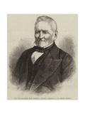 The Late Sir Henry Ellis, Formerly Principal Librarian of the British Museum Giclee Print