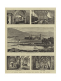 St Benedict's College and Monastery, Fort Augustus, Loch Ness, Scotland Giclee Print