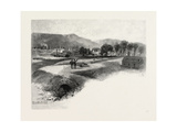 Nova Scotia, Annapolis, from the Old Fort, Canada, Nineteenth Century Giclee Print