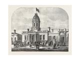 Freemasonry in South London: New Masonic Hall, Camberwell, 1876, Uk Giclee Print
