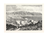 Russian Military Positions in Asia: Krasnovodsk, on the Caspian Sea, 1885 Giclee Print