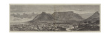 Cape Town, Cape of Good Hope, Recently Visited by His Royal Highness the Duke of Edinburgh Giclée-tryk