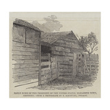 Early Home of the President of the United States, Elizabeth Town, Kentucky Giclee Print