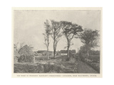 The Home of President Mckinley's Forefathers, Conagher, Near Ballymoney, Antrim Giclee Print