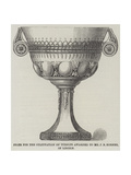 Prize for the Cultivation of Turnips Awarded to Mr J B Horner, of Lincoln Giclee Print