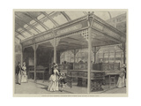 Colonial and Indian Exhibition, Pianofortes Shown by Messers Mason and Risch, of Toronto, Canada Giclee Print