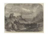 Salzburg, the Place of Meeting of the Emperor of Austria and the King of Prussia Giclee Print