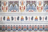 Handcrafted Traditional Fabric, Crafts Pavilion, Sassari, Sardinia, Italy Giclee Print