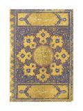 A Large Qur'An, Safavid Shiraz or Deccan, 16th Century (Manuscript on Buff Paper) Giclee Print