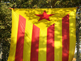 National Day of Catalonia (11-09-2014). 300th Anniversary. Nationalist Diada. the Catalans Call for Giclee Print