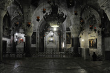 Israel. Jerusalem. Basilica of the Holy Sepulchre. Chapel of Saint Helena.12th Century Photographic Print
