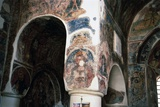 Byzantine Frescoes in St Peter's Church, 9th-10th Century, Otranto, Apulia, Italy Photographic Print