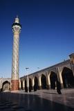 Sayyidah Zaynab Mosque, Ancient City of Damascus (Unesco World Heritage List, 1979), Syria Photographic Print