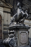 Baroque Art. the Horse Tamer. Sculpture by Michael Bernhard Mandl (1660-1711), 1695. Salzburg Photographic Print