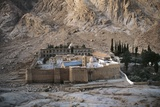 Orthodox Saint Catherine's Monastery (Unesco World Heritage List, 2002), Sinai, Egypt, 6th Century Photographic Print