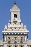 Art Deco Style Bacardi Building, 1930, Old Havana (Unesco World Heritage List, 1982), Cuba Photographic Print
