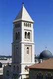 Belfry of the Lutheran Church of Christ the Redeemer, 19th Century, Jerusalem, Israel Photographic Print