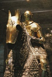 Armour, Royal Armoury of Royal Palace (Stockholm Palace), Gamla Stan, Old Town Stockholm, Sweden Photographic Print