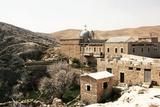 The Greek Orthodox St Sergius and Bacchus Monastery (Sarkis), Maaloula, Syria Photographic Print