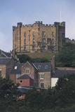 Durham Castle, Residence of Bishops of Durham (Unesco World Heritage List, 1986), United Kingdom Photographic Print