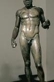 Greek Art. Riace Bronzes. 460-420 BC. Museo Nacionale Della Magna Grecia. Italy Photographic Print