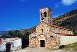 Church of St Peter, 11th Century, Romanesque Style, Bosa, Sardinia, Italy Photographic Print