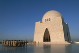 Mazar-E-Quaid, Jinnah Mausoleum or National Mausoleum, 1970, Karachi, Pakistan Photographic Print