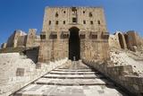 Citadel of Aleppo (Unesco World Heritage List, 1986), 13th Century, Syria Photographic Print