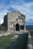 Basilica of Sant'Antioco of Bisarcio, 12th Century, Ozieri, Sardinia, Italy Photographic Print