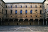 Rocchetta Courtyard, 15th Century, Sforza Castle, Milan, Lombardy, Italy Photographic Print