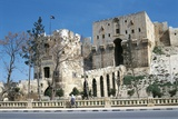 Citadel of Aleppo (Unesco World Heritage List, 1986), 13th Century, Syria Photographic Print
