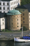 Birger Jarls Torn, Defensive Tower, Riddarholmen Island, Stockholm, Sweden Photographic Print
