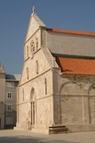 St Mary's Church (Sveta Marija), 1443-1448, Pag (Pag), Dalmatia, Croatia Photographic Print