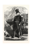 General Winfield Scott Commander-In-Chief of the United States' Forces Giclee Print