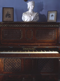 Piano Given by George V and Queen Alexandra, Greenwood Barratt House, Jamaica Photographic Print