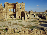 Syria. Resafa. Know in Roman Times as Sergiopolis and Briefly as Anastasiopolis. Archaeological Sit Photographic Print