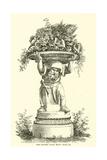 The Gnome Vase, Mott Iron Company Giclee Print
