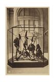 Salle Des Gorilles Giclee Print