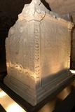 Roman Funerary Altar, Criptoportico Forensics Forum, Aosta, Valle D' Aosta, Italy Photographic Print