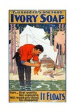 Advertisement for Ivory Soap, C.1898 Giclee Print