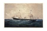 The Steamer Manhattan Giclee Print